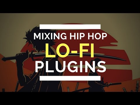 New Lo-Fi Plugins For Producing & Mixing Hip Hop [Ableton Live]