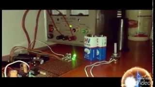 Traffic Lights Circuit Using Arduino