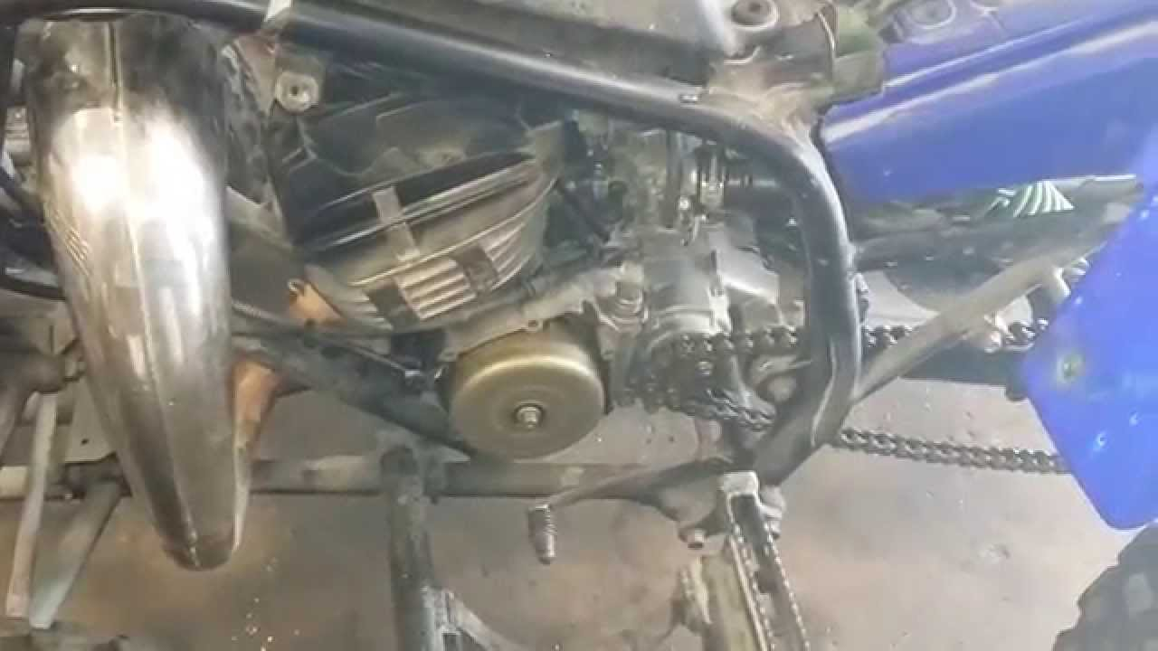 FIXED   2003 Yamaha Blaster Will Not Rev