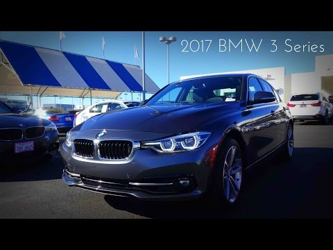2017 BMW 3 Series 330i 2.0 L Turbocharged 4-Cylinder Review