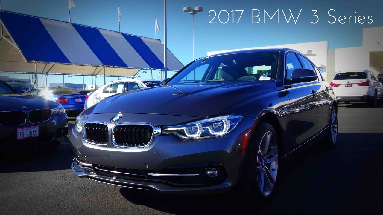 2017 BMW 3 Series 330i 2 0 L Turbocharged 4-Cylinder Review