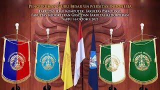 Live Streaming: Pengukuhan Guru Besar Universitas Indonesia screenshot 4