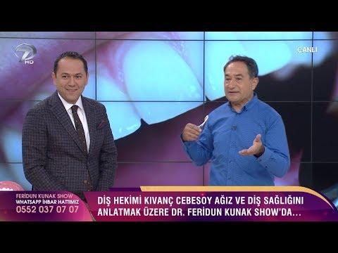 Dr. Feridun Kunak Show - 4 Ekim 2018