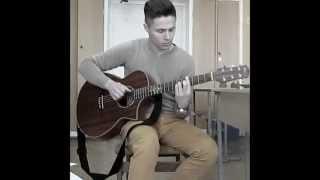 Sting - Shape of my heart. Урок игры на гитаре. Школа игры на гитаре. Юрий Шульга.