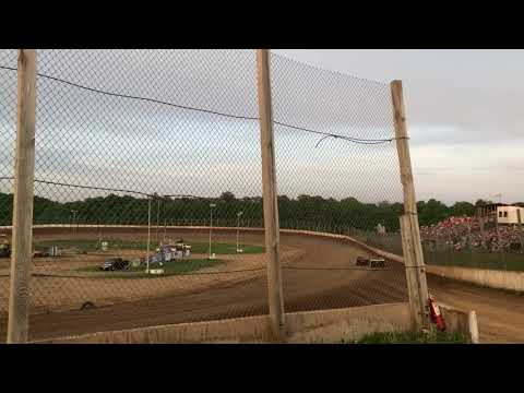 Eagle Valley Speedway Super Stock Heat 1