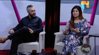 Usha Khadgi & Prashant Tamrakar (LIVON-THE EVENING SHOW AT SIX)