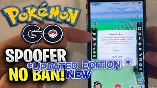 Pokemon Go Hack iOS / Android APK - Pokemon Go Spoofer & Joystick No Ban 2019