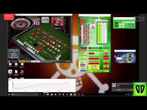 Vincere alla Roulette Con Bot predictor 2017 SESSIONE SKYPE VINCITA 100 EURO IN POCHI MINUTI