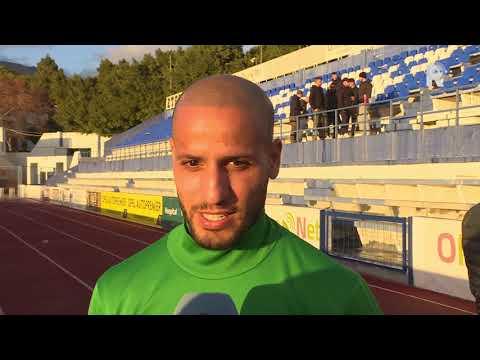Karim El Ahmadi over trainingskamp en komst Robin van Persie