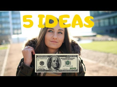 5 Business Ideas For College Students