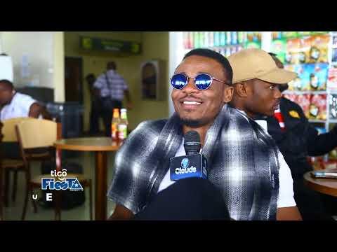 Wasanii wa Tigo Fiesta 2017 walipowasili jiji la Mbeya kutoa burudani classic