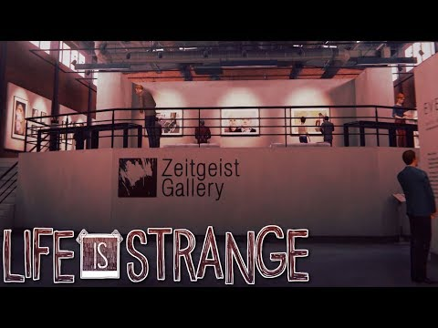 LIFE IS STRANGE #47 🦋 Zeitgeist Gallery