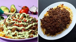 4 Mouth-Watering Loaded Fries Recipes