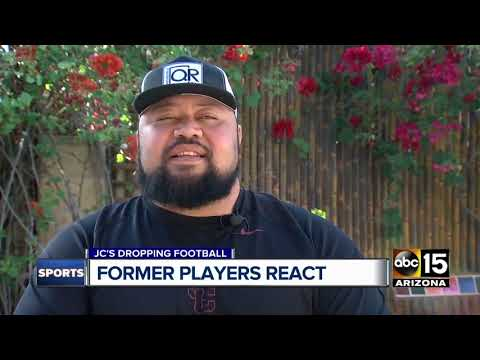 Ex-MCCCD players react to end of football program - ABC15 sports