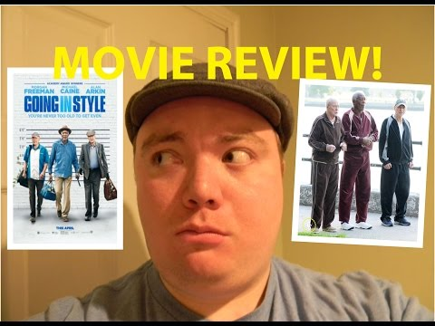 Going In Style - Movie Review!