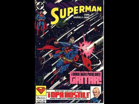 SUPERMAN CREADO POR : Jerry Siegel & Joe Shuster