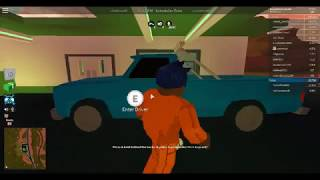 PLAYING JAILBREAK IN ROBLOX
