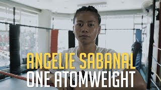 ONE Feature   Get To Know Angelie Sabanal