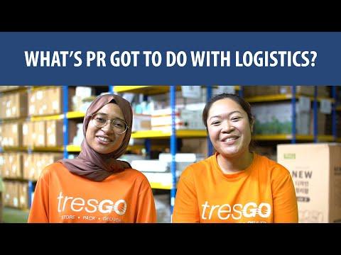 What's PR Got To Do With Logistics?