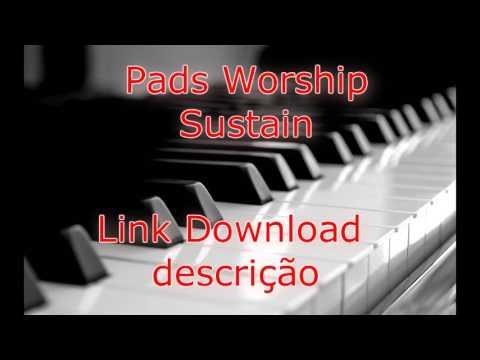 Pads Worship -  De C a A#, 11 min de Pad Sustain MP3