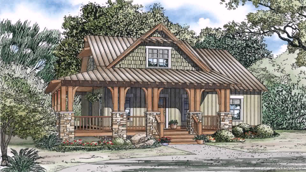 Country Style House Plans Uk - YouTube