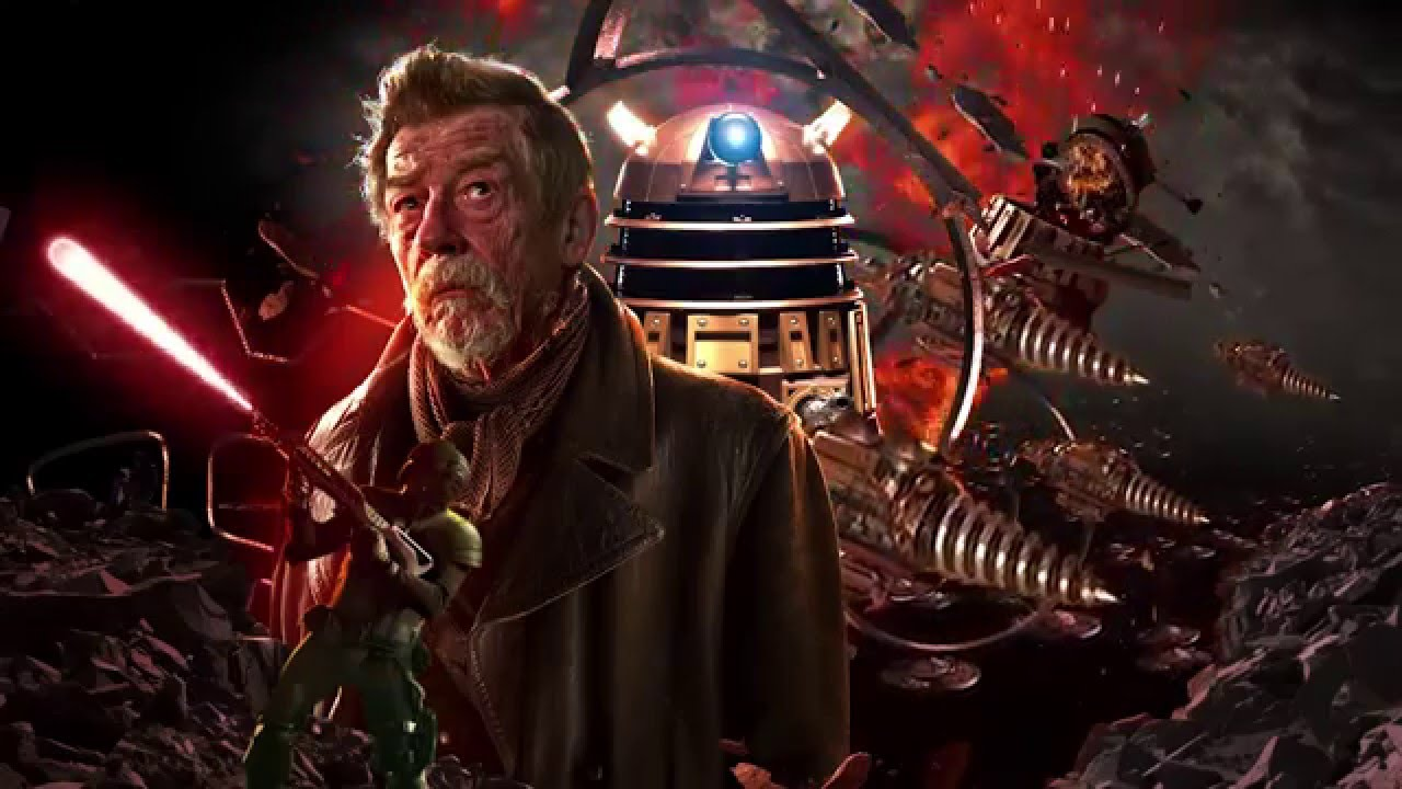 Doctor Who: The War Doctor - Only the Monstrous Review