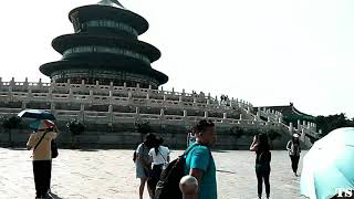 China-Beijing City Tourism Place by Tomx