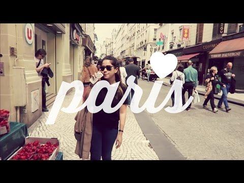 PARIS EV TURU & GEZILECEK YERLER | Ece Targıt