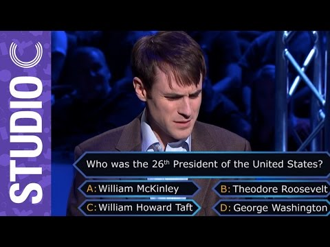 Who Wants to Be A Millionaire Fail