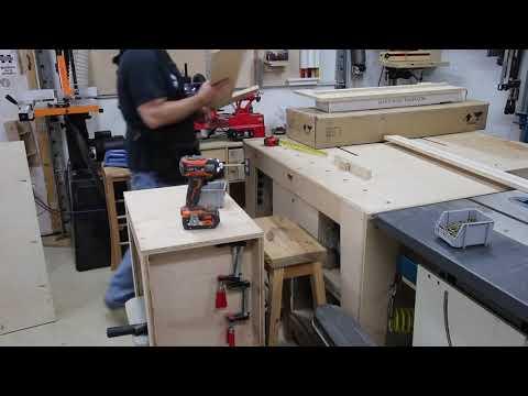 DIY Platform Bed  Woodwork