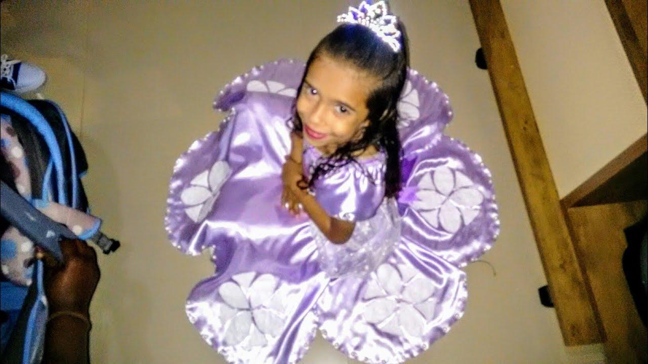Dicas De Como Fazer Um Vestido Infantil Da Princesa Sofia