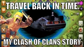 HOW TO TRAVEL BACK IN TIME IN CLASH OF CLANS | HAPPY SWASH DAY!