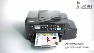 EPSON L655 фабрика печати – МФУ с СНПЧ: обзор.