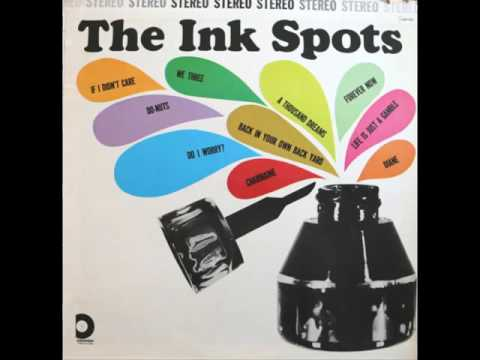 DONUTS   THE INK SPOTS