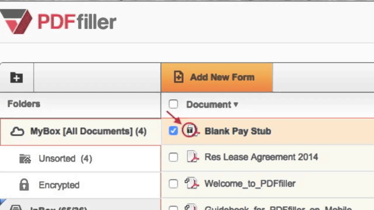 what is pdffiller How to Create a Fillable Document Template on PDFfiller - YouTube