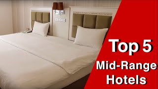 Top 5 Mid-Range Hotels in Ho Chi Minh City, Vietnam!