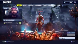 FREE FRIDAY HUG!!! FORTNITE GAME ON PS4 ! -- KillerCrowMes' 521st! Livestream