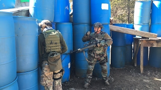 Noob Day | Live Airsoft Gameplay