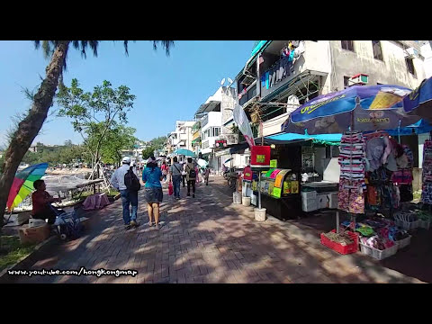 "【Hong Kong Guide Tour】Cheung Chau ""Half-day trip of a out-island""  長洲半日遊"
