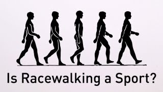 Is Racewalking a Sport?