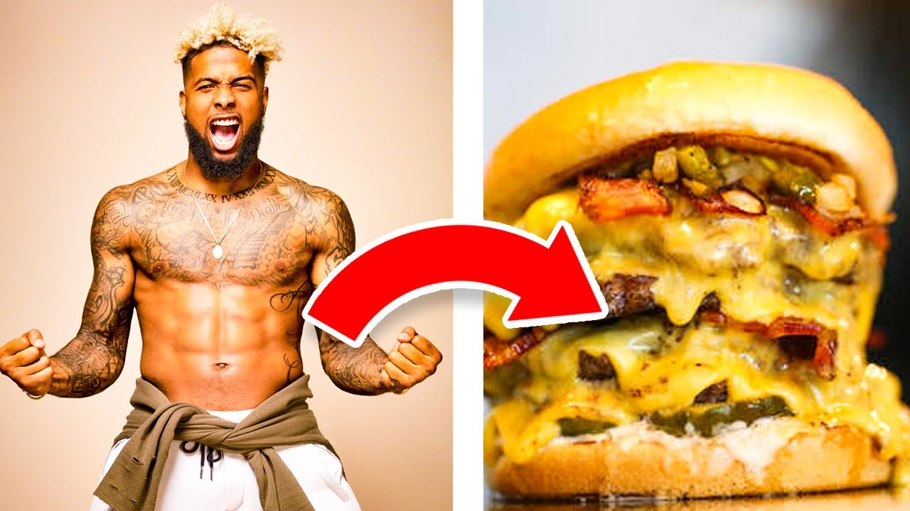 Odell Beckham Jr  Insane Diet and Workout