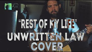 """Rest Of My Life"" - Tommy Cro (Unwritten Law Cover)"