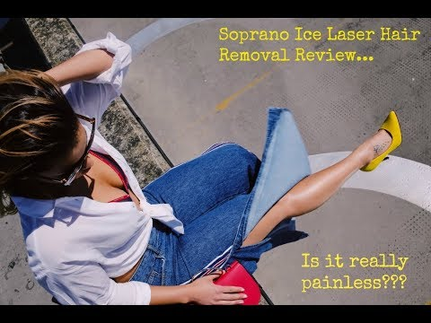 Laser Hair Removal Can It Really Be Painless Soprano Ice