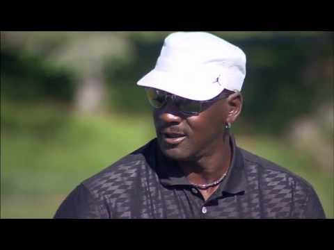 MICHAEL JORDAN VISITS LAS VEGAS FOR HIS CHARITY GOLF TOURNAMENT