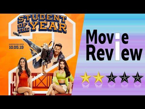Student Of The Year 2 - Movie Review  Tiger Shroff  Tara  Ananya  Punit Malhotra