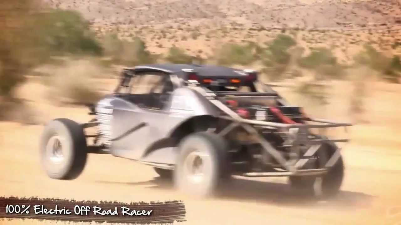 Sri Electric Off Road Racer Srd First Electric Baja Race