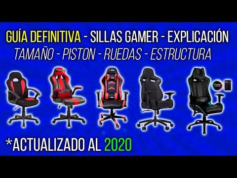 ⛔ NO COMPRES UNA SILLA GAMER SIN VER ESTE VIDEO! GUÍA DE SILLAS GAMER DEFINITIVA 2020