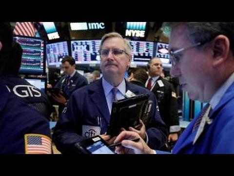 Investors optimistic for Trump tax cuts