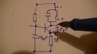Elektrischer Schwingkreis und Pendel - wie funktioniert ein Schwingkreis - eflose #263