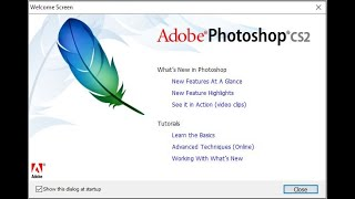 Free Adobe Photoshop CS2